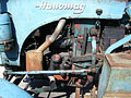 Traktor HANOMAG - Engine